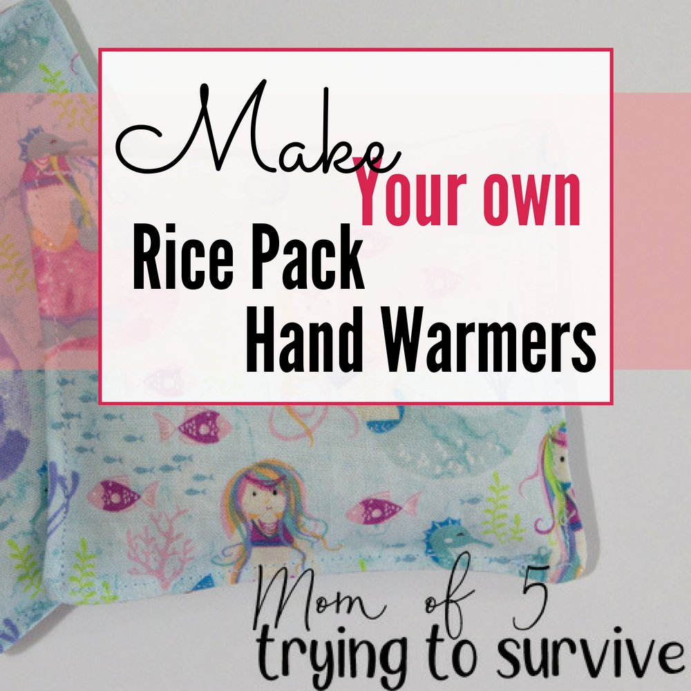 rice pack handwarmers