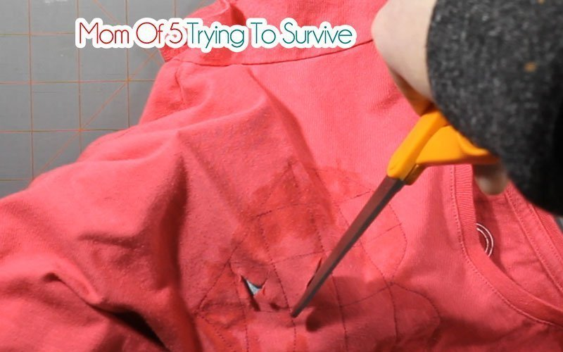 clipping shirt
