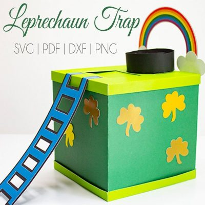Leprechaun trap tutorial with free files