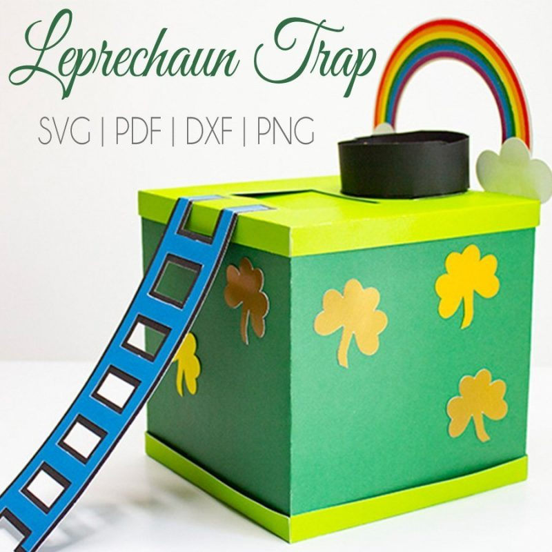 Leprechaun trap tutorial with free files