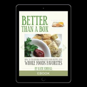 better than a box cookbook