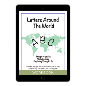 letters around the world