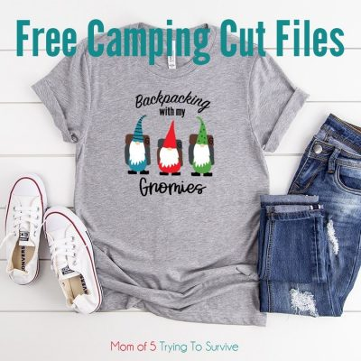 free camping svgs