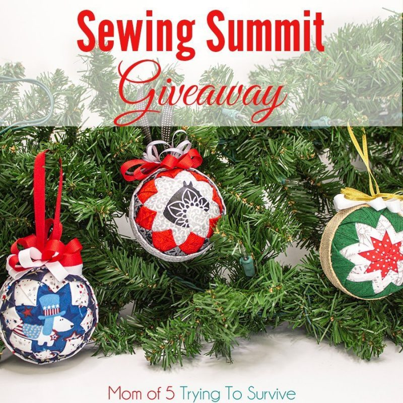 sewing summit giveaway