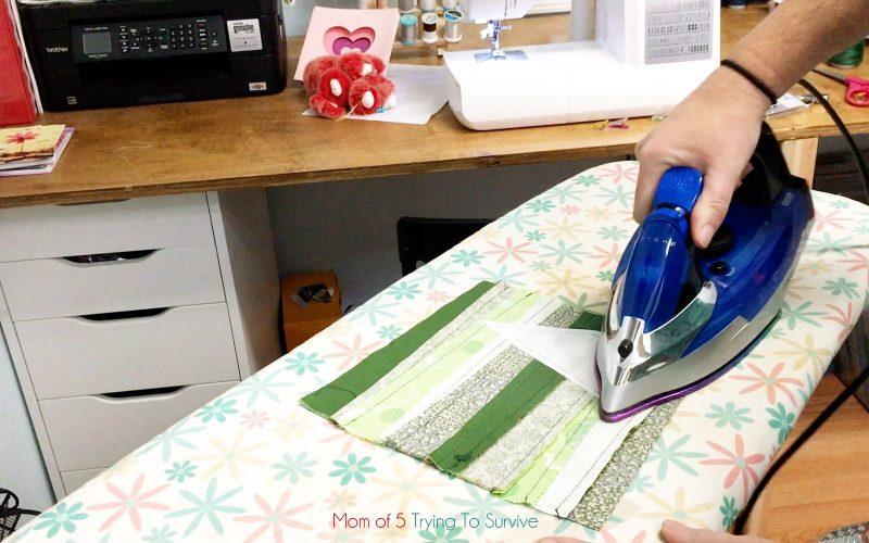 ironing trees